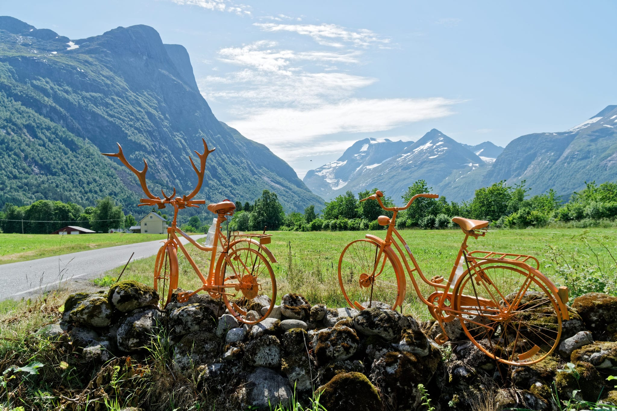 Sykkelbygda Eresfjord