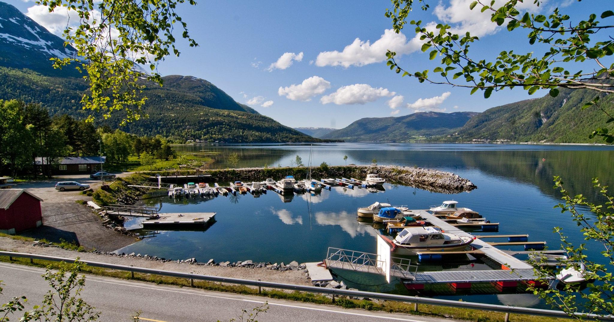 Eresfjord småbåthamn