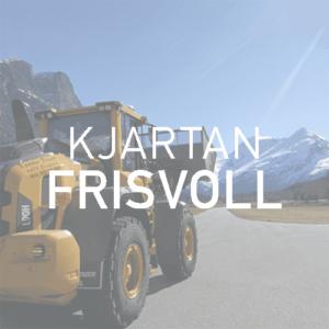 Kjartan Frisvoll