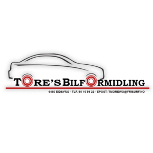 Tore's Bilformidling