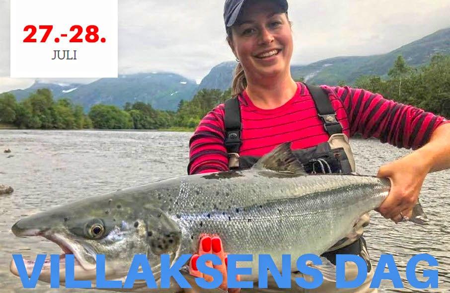 Villaksens dag i Eresfjord 27-28 juli