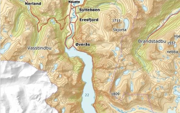 Miljøfondet Eresfjord og Eikesdal